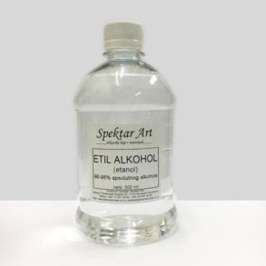 Etil alkohol